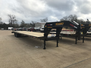 Kearney 40' Dual Wheel Flatbed Trailer